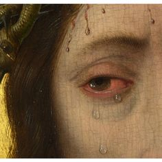 Find images and videos about art, pain and crying on We Heart It - the app to get lost in what you love. Renaissance Kunst, Renaissance Paintings, Lila Baby, Images Vintage, Art Hoe, Classical Art, Aesthetic Art, Crying Aesthetic, Dark Art