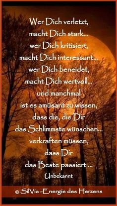 Wise Quotes, Words Quotes, Sayings, German Quotes, Magic Words, Funny Facts, Meaningful Quotes, True Words, True Stories