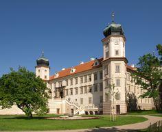 Mníšek pod Brdy castle (Central Bohemia), Czechia