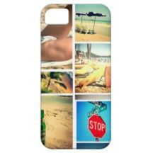 Summer vacation iPhone 5 cover