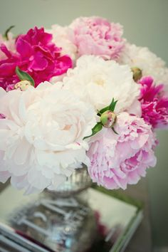 Peonies! My favorite!