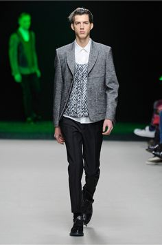 Can someone explain this to me? - Kris Van Assche FW14