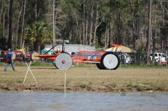 Swamp Buggy Races!