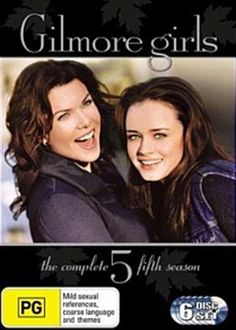 Gilmore Girls; S5 Drama, DVD | Sanity