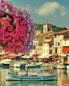 Cassis, Provence-Alpes-Cote d'Azur, France