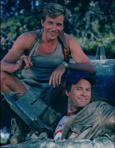 Face and Murdock A team episode The island 80 Tv Shows, Great Tv Shows, Famous Movies, Old Movies, The Ateam, Freddy Rodriguez, George Peppard, Elvis And Priscilla, Best Series