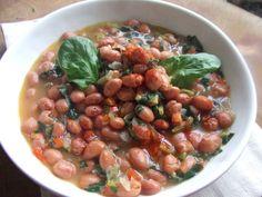 Estofado de judías rojas con verduritas y paprika. Ver la receta http://www.mis-recetas.org/recetas/show/41563-estofado-de-judias-rojas-con-verduritas-y-paprika