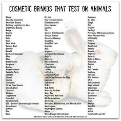 Cosmetic Brands that Test on Animals Girl Advice, Peter Thomas Roth, Life Motto, Animal Testing, Free Products, Animal Cruelty, Animal Pics, Free Uk, Vegan Life