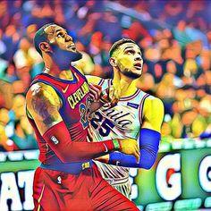 Great game last night!!! #sixers #nba #basketball #philly #cavs #motivation #follow #art #sports #share #creative #cleveland #like #ballislife #hoops
