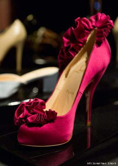 Christian Louboutin On-Show London 2013