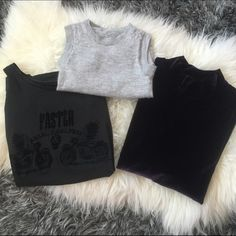 Bundle for @sistakrista808 Three item bundle for @sistakrista808 Tops