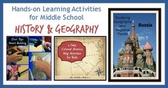 Hands-on Learning Activities for Middle School History & #Geography #sschat