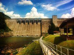 Sutton Dam - Sutton, West Virginia