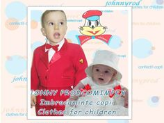 catalog-pps by Hainute copii Johnny Prodcomimpex via Slideshare Baptism Outfit, Baptism Clothes, Kids Outfits, Cool Outfits, Baseball Cards, Children, Face, Catalog, Clothes For Kids
