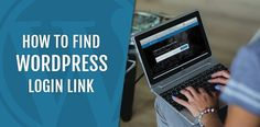 How to Find WordPress Login URL? Health Bar, Fitbit, Cover, Blankets