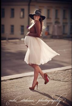 pregnancy expectancy maternity ootd summer outfit with a belly one of my favourite pics photo by niki strbian