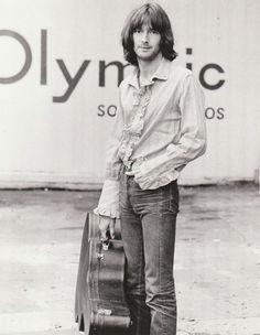 Eric Clapton, 1969 [photo: David Gahr]