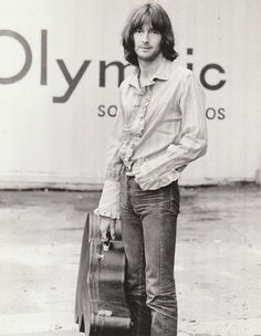 simplybek: Clapton '69 by David Gahr Plus