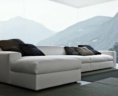 A couch like this, without the pillows...