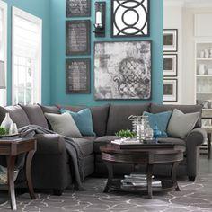 Alex sofa - American Made...by Bassett