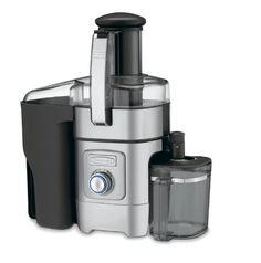 Factory Refurbished Cuisinart CJE-1000 1000-Watt 5-Speed Juice Extractor
