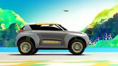 KWID concept car