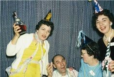 Retro New Year's Eve Parties that Will Make You Wish You Were There