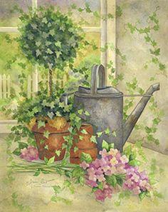 ✿Bouquet & Full Of Flower Basket✿ Annie LaPoint