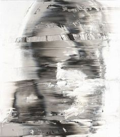 Andy Denzler, Distorted Face I, 2009