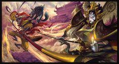 Sun Wukong vs Erlang