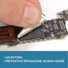SALDATURA - PREVENTIVO LAVORI SU SCHEDA MADRE
