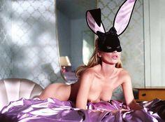 Kate Moss + Playboy