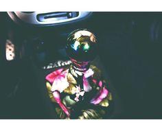 @lushfullux | neo chrome shift knob