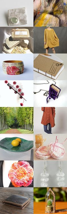 Handmade creations by Miran A on Etsy--Pinned with TreasuryPin.com