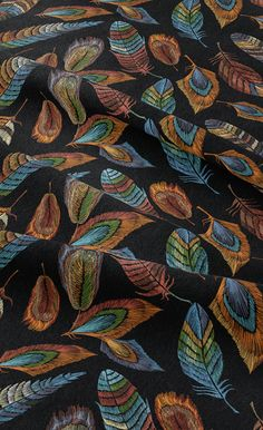 We freely ship to All the world by DHL Express and Tracking Number will be provided. #Digital_Print #Italian_Velvet #Fabric #Ethnic_Style #Feather_Pattern #Curtain #Cushion #Home_Decor Pillow Design, Fabric Design, Make Your Own Clothes, Feather Pattern, Ethnic Style, Velvet Cushions, Duvet Sets, Custom Fabric, Tracking Number
