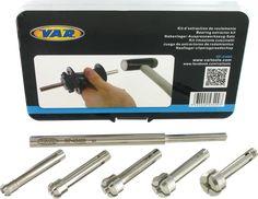 Hub bearing extractor kit - 5 pinces RP-43400