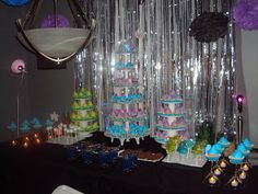 Lollipops & Paper: TEEN PARTY: Neon / Glow in the Dark Sweet 16