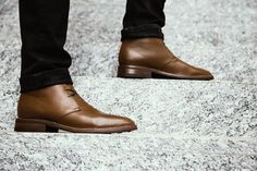 Wherever Thursday takes you. #thursdayboots #chukka #scout #leather #boots