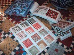 1000 images about carocim tiles on pinterest tile - Patchwork carreaux de ciment ...