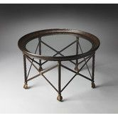 Found it at Wayfair - Metalworks Richton Coffee Table