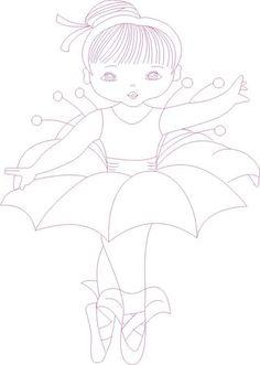 niña flor perunia