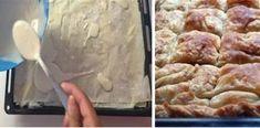 Ο μαγικός χυλός για να κάνετε τις πίτες με έτοιμα φύλλα να μοιάζουν με σπιτικές. Cooking Time, Cooking Recipes, Healthy Recipes, Healthy Food, Greek Appetizers, Greek Sweets, Bread Oven, Savory Muffins, Greek Dishes