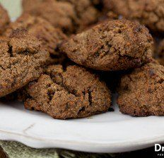 Almond butter cookie recipe - Dr. Axe