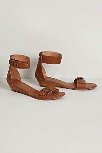 Maracy Buckle Sandals-$88