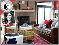 I pinned this from the Our Fifth House - Curator's Collection event at Joss and Main!