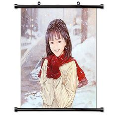 Aizu Anime Fabric Wall Scroll Poster (16 X 16) Inches Decorate your walls with this brand new sturdy Wall Scroll. High Quality & Durable fabric (much better than a regular poster). Easy to Hang (comes with 2 hanging hooks) and makes a great gift too. Vibrant Colors.  #Aizu-26 #Home