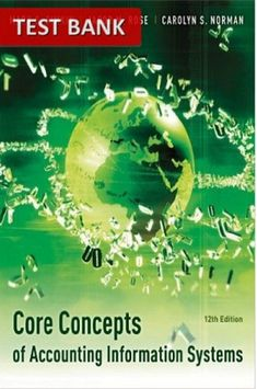Managerial accounting 2nd edition pdf download httpaazea core concepts of accounting information systems12th edition test bank fandeluxe Images