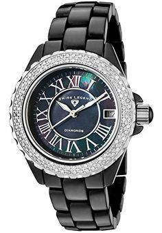 Swiss Legend Women's 20051-WBKBSR Karamica Diamonds Collection Watch  Cheap  in 2015 | Pegaztrot Buyer Friend