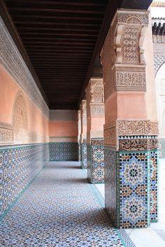 Historic center, Marrakech, Morocco   UNESCO World Heritage Site   LeszekZadlo, via Flickr