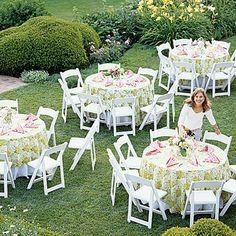 Festas no Jardim - Garden Parties
